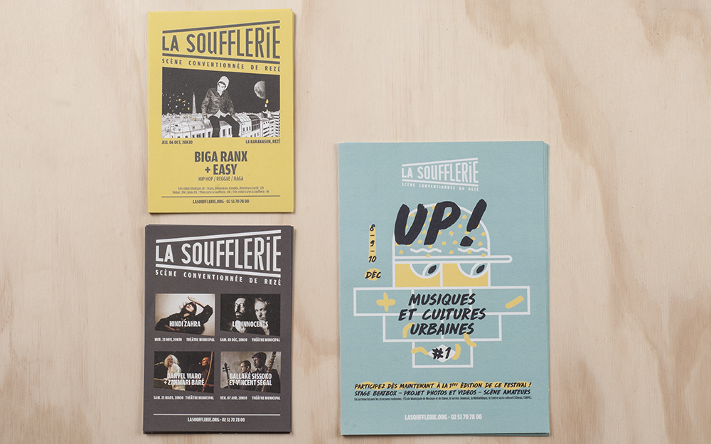 La Soufflerie - Grand Royal Studio
