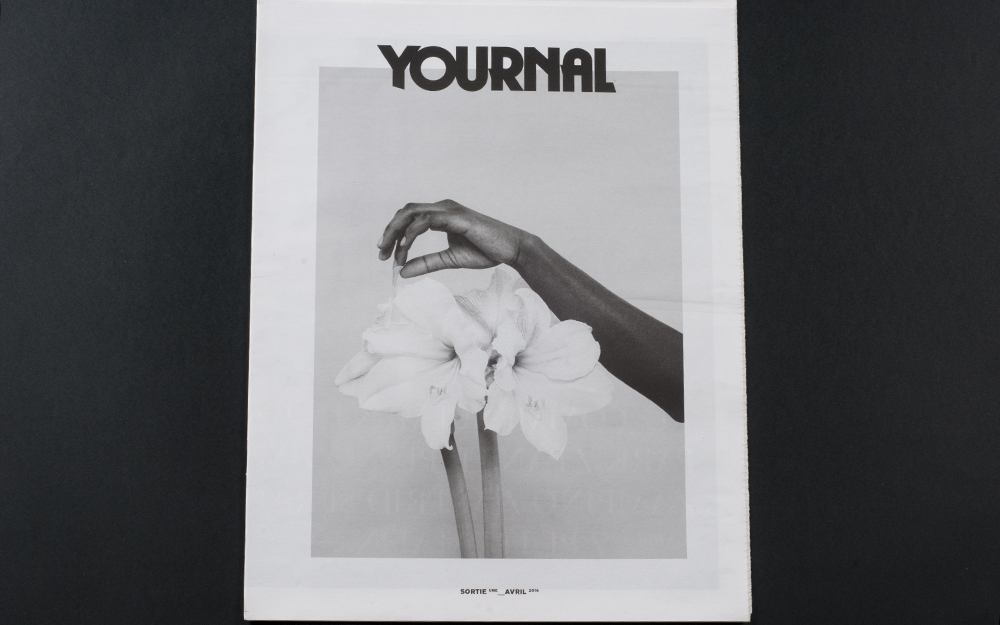 Yournal - Grand Royal Studio - Yodel.